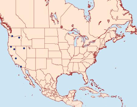 Distribution Data for Coleophora irroratella